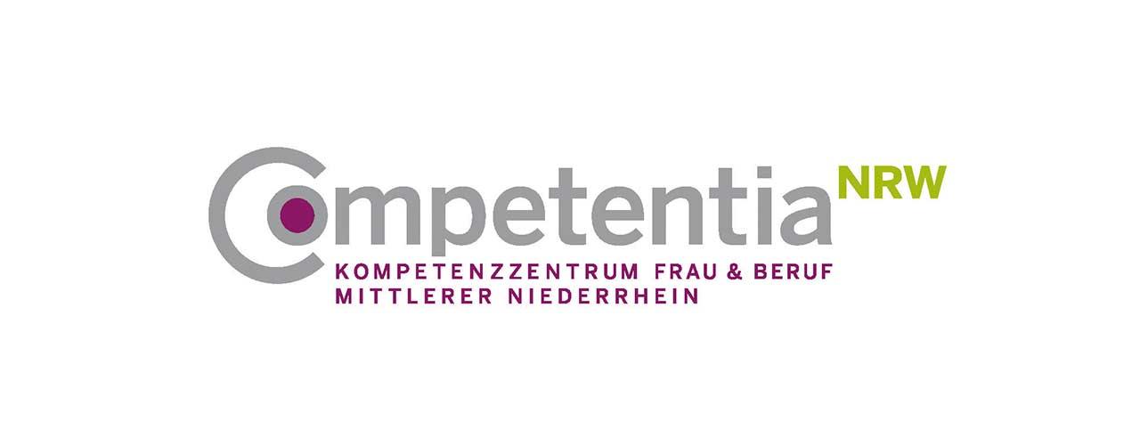 logo des Kompetenzzentrum Frau & Beruf mittlerer Niederrhein