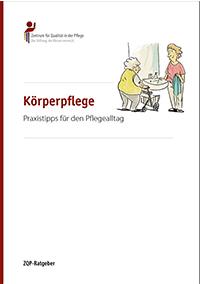 Körperpflege. Praxistipps für den Pflegealltag