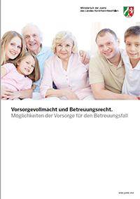 Betreuungsrecht und Vorsorgevollmacht NRW